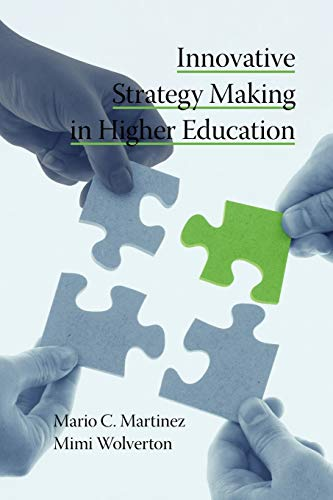 9781607520498: Innovative Strategy Making in Higher Education
