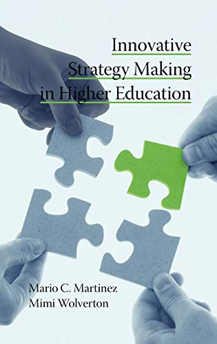 9781607520504: Innovative Strategy Making in Higher Education (Hc)
