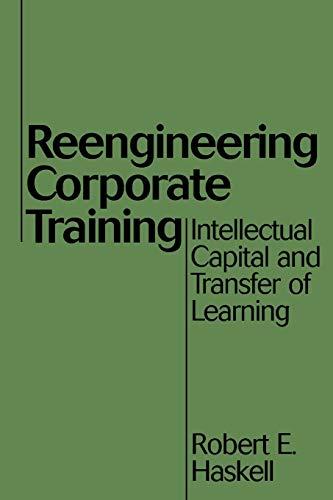 9781607520641: Reengineering Corporate Training (GPG) (PB)