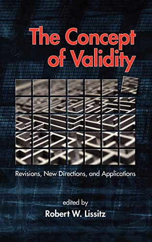 9781607522287: The Concept of Validity: Revisions, New Directions and Applications (Hc)