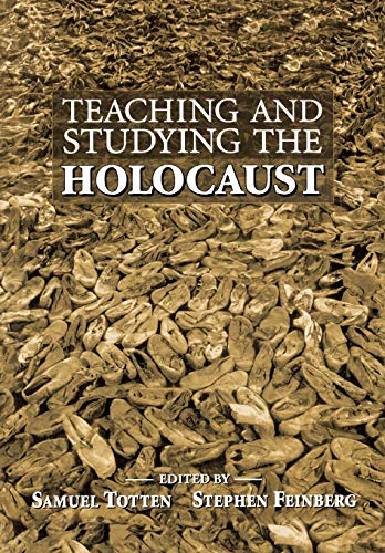 9781607523000: Teaching and Studying the Holocaust