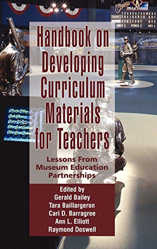 Handbook on Developing Online Curriculum Materials for Teachers: Lessons from Museum Education ...