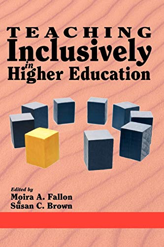 9781607524458: Teaching Inclusively in Higher Education (NA)