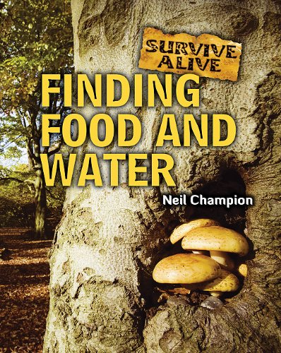 9781607530374: Finding Food and Water (Survive Alive)