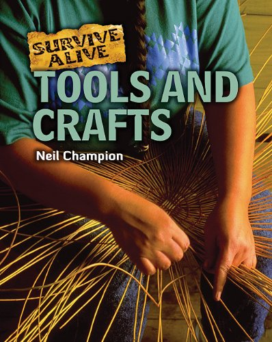 9781607530428: Tools and Crafts (Survive Alive)