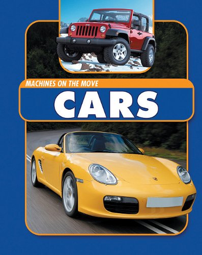 9781607530572: Cars (Machines on the Move)