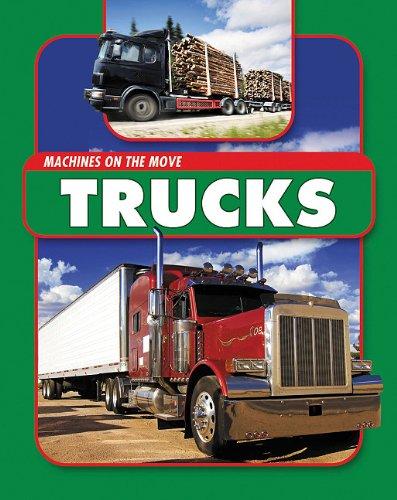 Trucks (Hardback): James Nixon