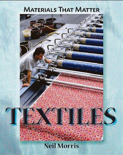 9781607530695: Textiles (Material That Matter)