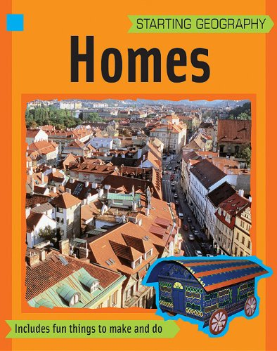 9781607531258: Homes (Starting Geography)