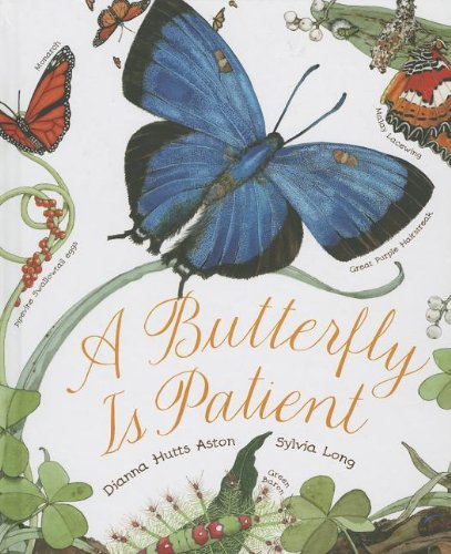 9781607533535: A Butterfly Is Patient (Nature Books)