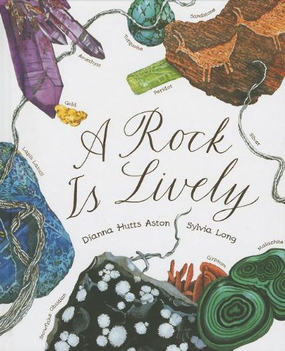 9781607533542: A Rock Is Lively (Nature Books)