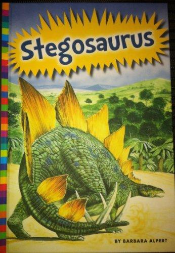 Stegosaurus (Digging for Dinosaurs): Alpert, Barbara