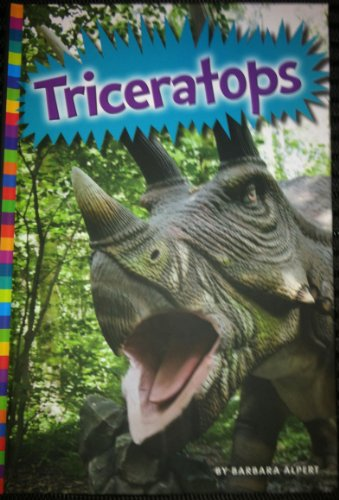 9781607533689: Triceratops (Digging for Dinosaurs)