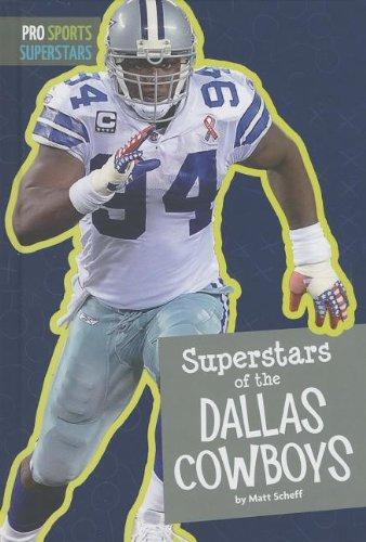 Superstars of the Dallas Cowboys (Pro Sports Superstars): Scheff, Matt