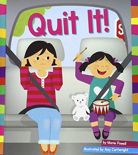 Quit It! (Hardcover): Marie Powell