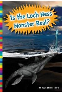 9781607538059: Is the Loch Ness Monster Real? (Unexplained: What's the Evidence?)