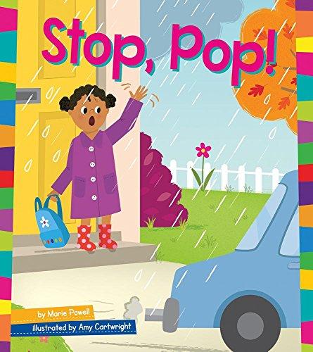 Stop, Pop! (Hardcover): Marie Powell