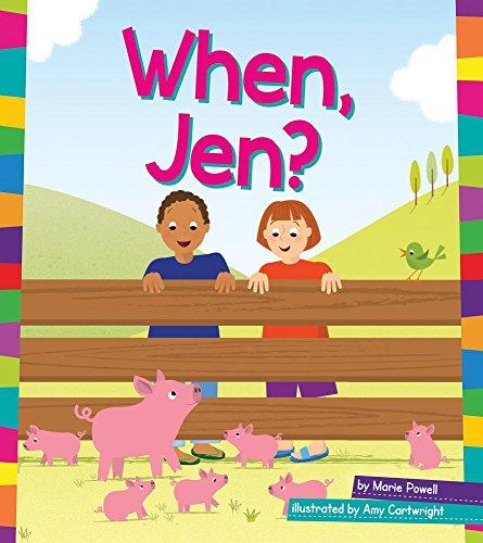 When, Jen? (Hardcover): Marie Powell