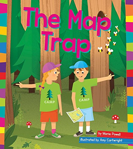 The Map Trap (Hardcover): Marie Powell