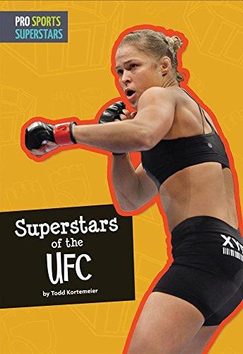 Superstars of the UFC (Hardcover): Todd Kortemeier