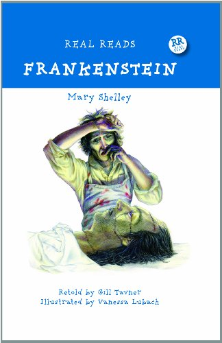 Frankenstein (Real Reads): Mary Wollstonecraft Shelley,
