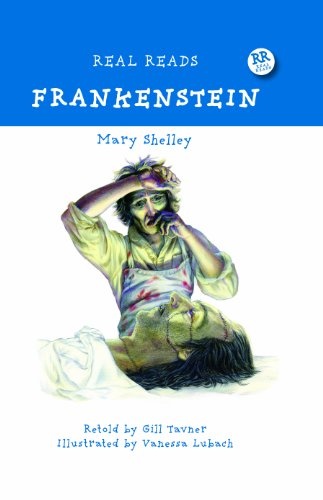 Frankenstein (Real Reads): Shelley, Mary Wollstonecraft;