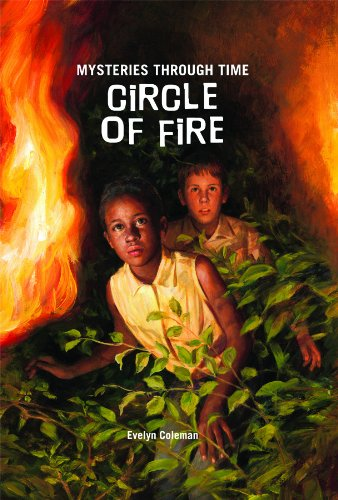 9781607541929: Circle of Fire (Mysteries Through Time)