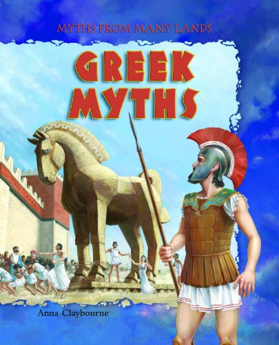 9781607542254: Greek Myths (Myths from Many Lands)