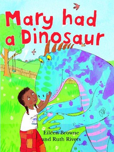 9781607542629: Mary Had a Dinosaur (Get Ready Readers)
