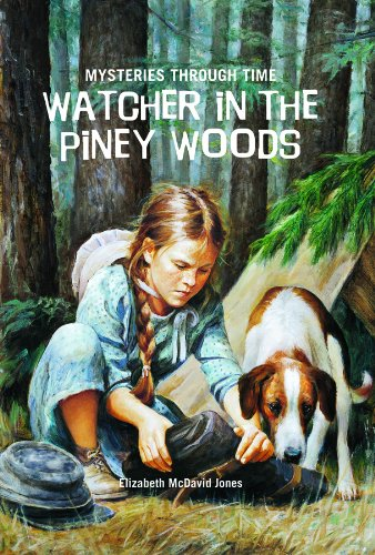 Watcher in the Piney Woods (Mysteries Through Time): Jones, Elizabeth McDavid