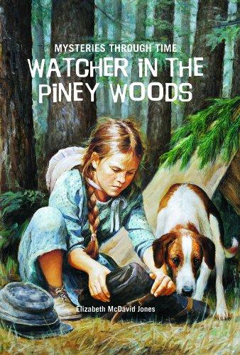 Watcher in the Piney Woods (Mysteries Through Time): Jones, Elizabeth McDavid