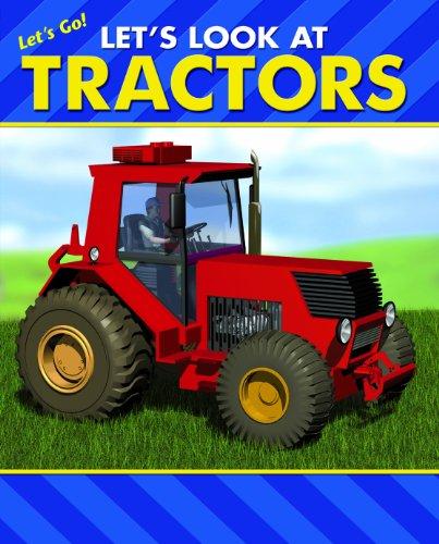 9781607544180: Let's Look at Tractors (Let's Go! (Alphabet Soup))