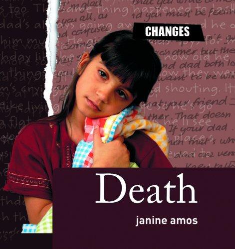 Death (Changes (Alphabet Soup)): Amos, Janine