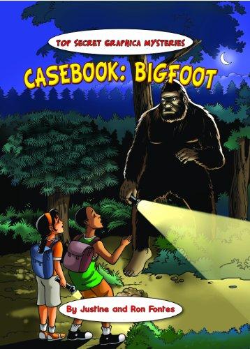 9781607545941: Top Secret Graphica Mysteries: Casebook: Bigfoot