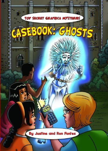 9781607545989: Casebook: Ghosts and Poltergeists (Top-Secret Graphica: The Terminal Diner Mysteries)