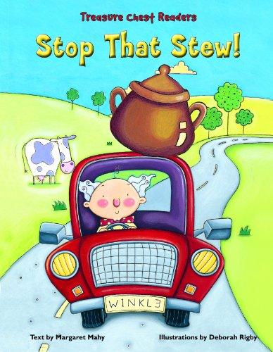 Stop That Stew! (Treasure Chest Readers): Margaret Mahy