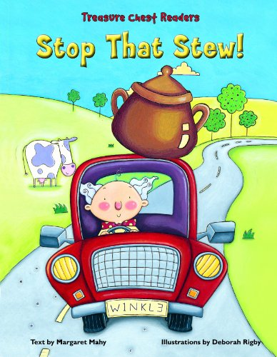 9781607546832: Stop That Stew! (Treasure Chest Readers)