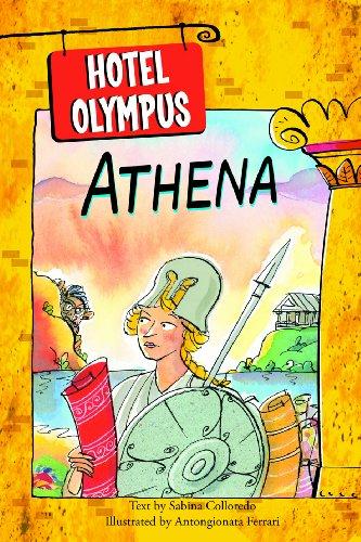9781607547099: Athena (Hotel Olympus)