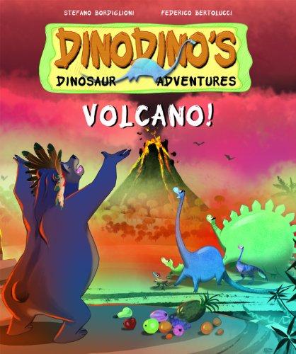 Volcano! (Library Binding): Stephen Bordiglioni