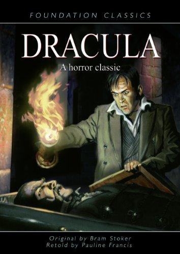 Dracula: A Horror Classic (Foundation Classics): Stoker, Bram