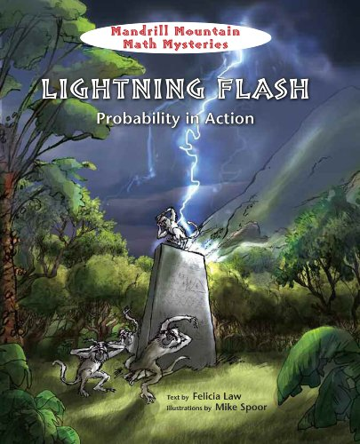 Lightning Flash: Probability in Action (Library Binding)