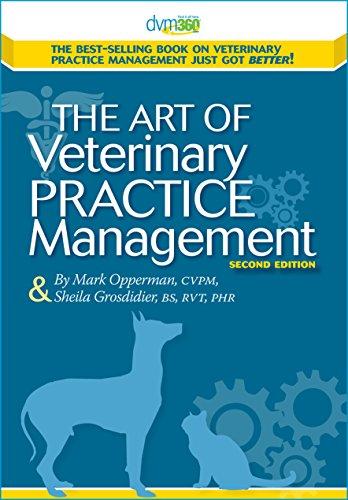 9781607592822: The Art of Veterinary Practice Management