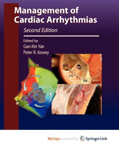 9781607611622: Management of Cardiac Arrhythmias