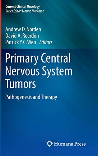 Primary Central Nervous System Tumors: Andrew D. Norden