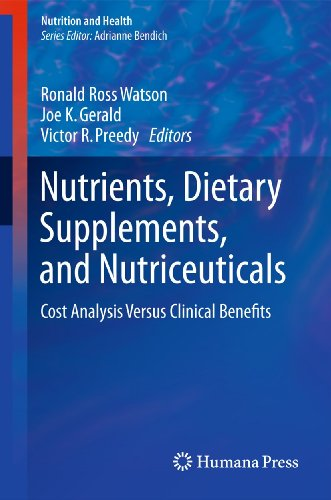Nutrients, Dietary Supplements, and Nutriceuticals: Ronald Ross Watson