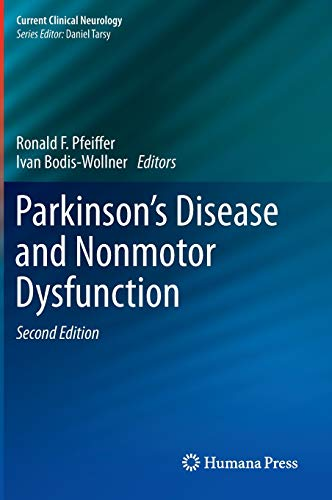9781607614289: Parkinson's Disease and Nonmotor Dysfunction (Current Clinical Neurology)