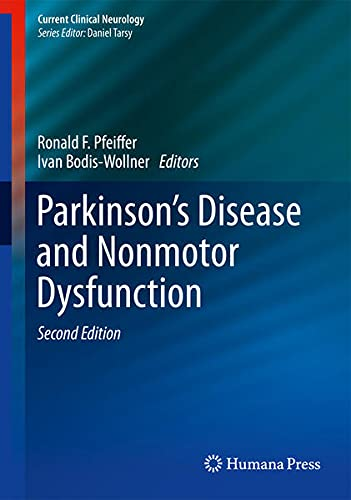 9781607614296: Parkinson's Disease and Nonmotor Dysfunction
