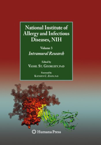 National Institute of Allergy and Infectious Diseases, NIH: Intramural Research Volume 3 (Hardback)