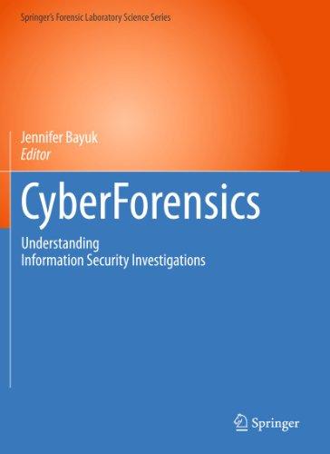 CyberForensics: Jennifer Bayuk
