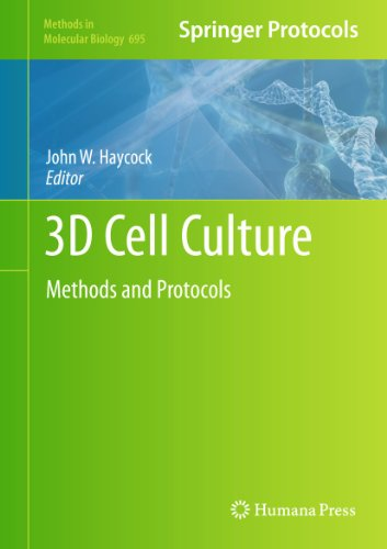 3D Cell Culture : Methods and Protocols: Haycock, John